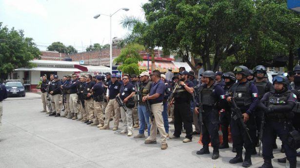"""Concluye """"Operación Limpieza"""" en Buenavista"""