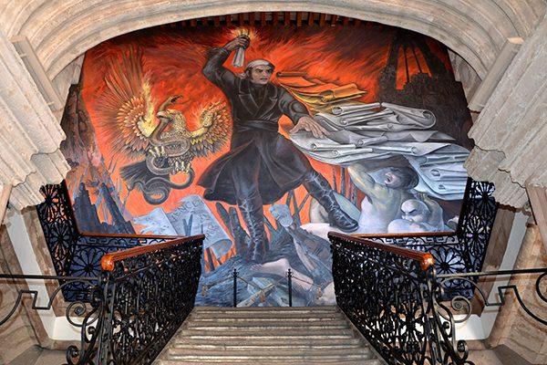Museo del Poder Judicial de Michoacán promueve el valor patrimonial y  cultural