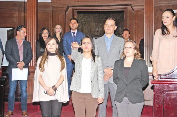 Elige Congreso comisionado del IMAIP