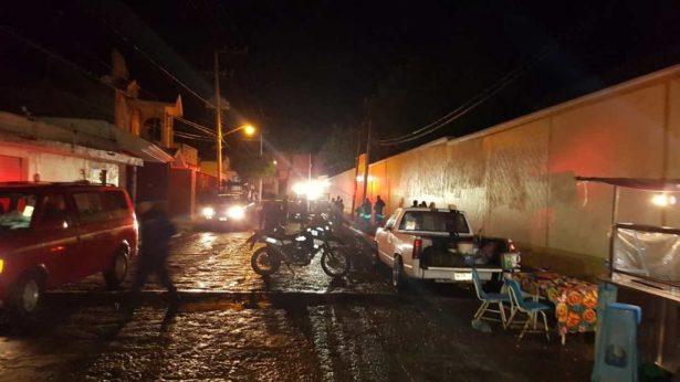 Asesinan a vendedor de tostadas en Jacona