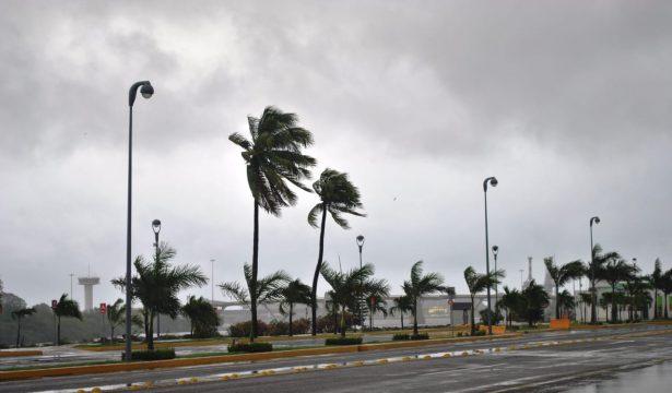Aviso de desarrollo de ciclón tropical