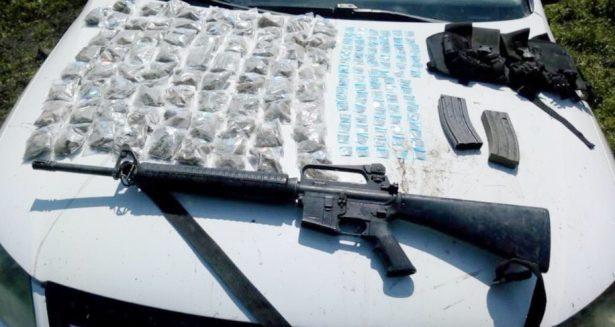 Detienen a tres presuntos criminales en Chavinda