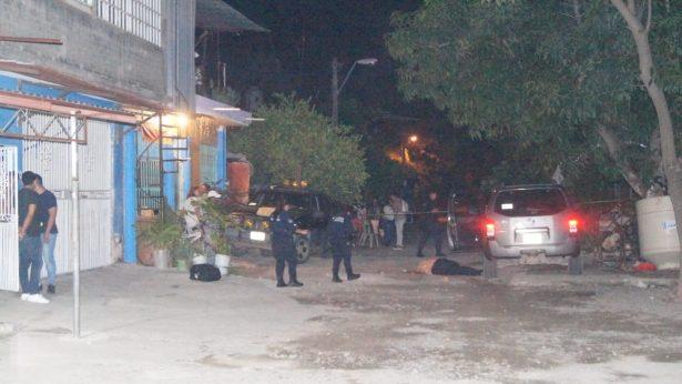 Asesinan a funcionario municipal al llegar a su domicilio