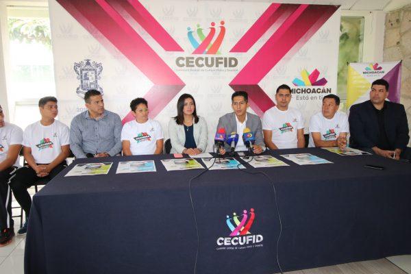 Este jueves arrancan las Academias Deportivas en Michoacán