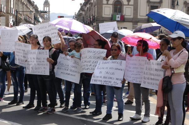"""Denuncia magisterio estatal """"injusticias"""" en sus pagos"""