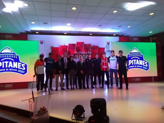 Realizan draft de baloncesto en Morelia