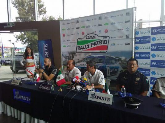 Velocidad y adrenalina, Morelia lista para la XXXIX edición del Rally Patrio