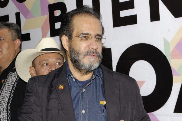 Descarta René Bejarano colaborar con López Obrador, continuará en la política