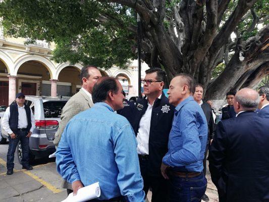 Buenos resultados en los trabajos de seguridad coordinados entre el Gobierno del Estado y el Municipio