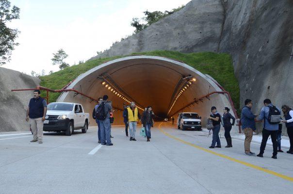 Entregará SCT obra del Ramal al gobierno estatal la próxima semana