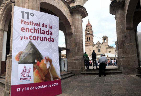 Hoy llega a su fin el IX Festival de la Enchilada
