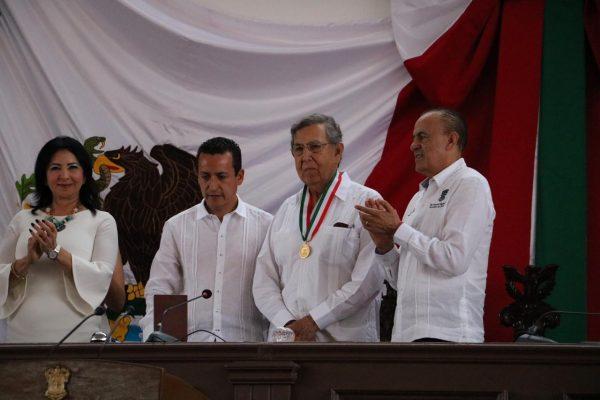 Delincuentes de la nación, quienes han negociado el acuerdo de libertad: Cárdenas Solórzano