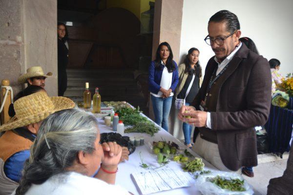 Inicia el Sexto Encuentro de Medicina Indígena Tradicional