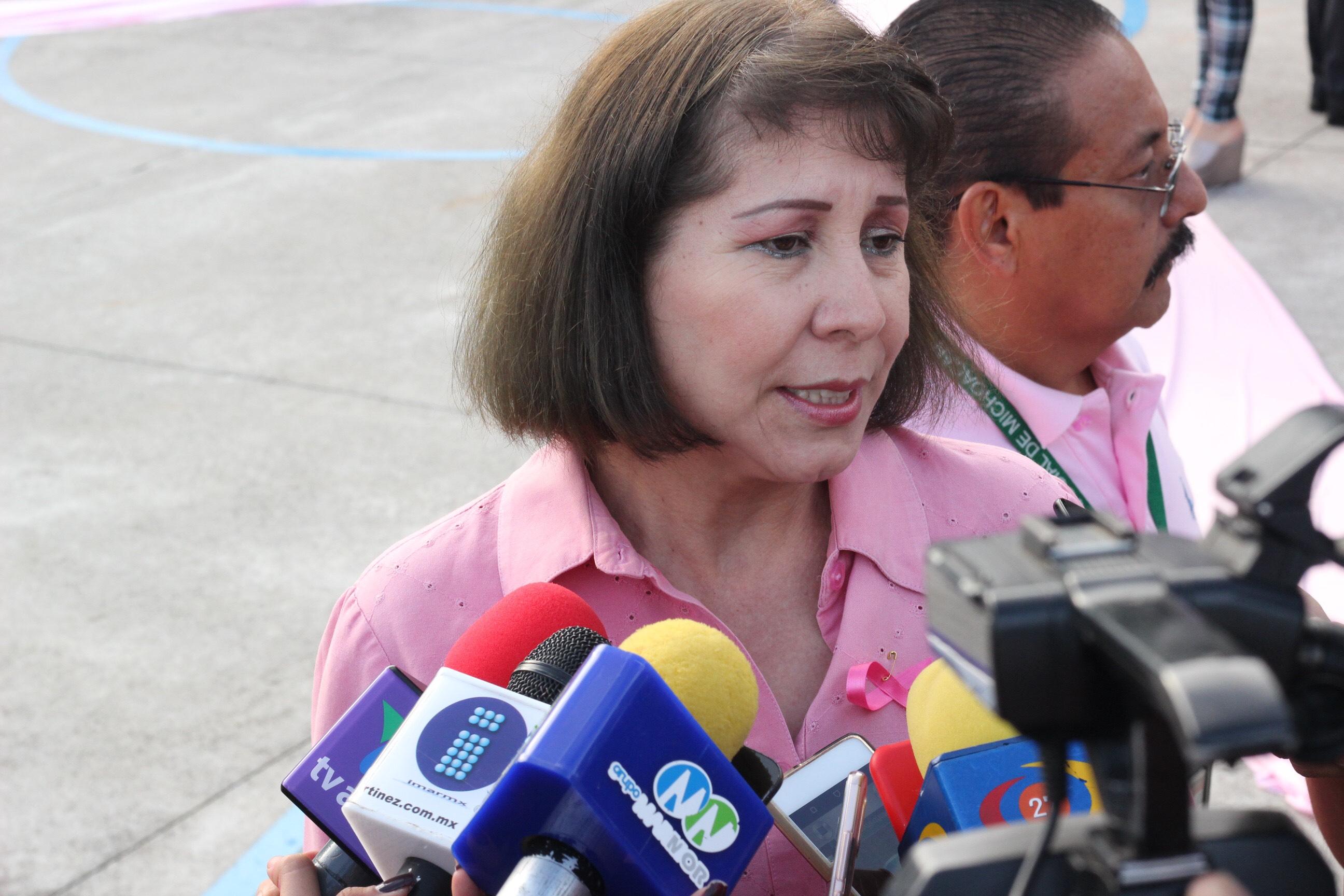 Reporta IMSS menos muertes por cáncer de mama