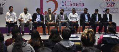 Participan mil 300 jóvenes en Ciencia y Tecnología