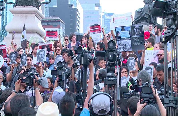 SIP considera que el 2016 fue un año turbulento para periodistas