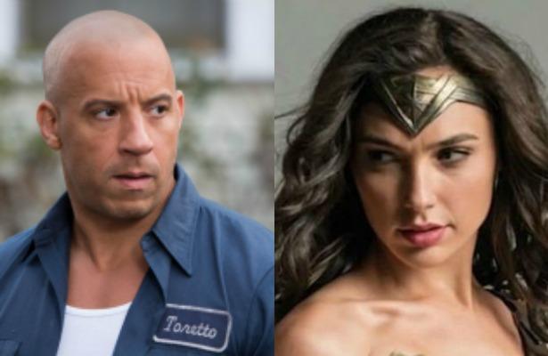 La Mujer Maravilla y Toretto posan en tierna foto