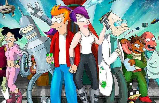 """""""Futurama"""" regresa; ahora podrás jugarlo en tu smartphone"""