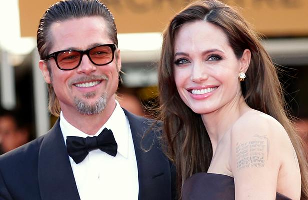 ¡Angelina y Brad cancelan trámites de divorcio y se reconcilian!