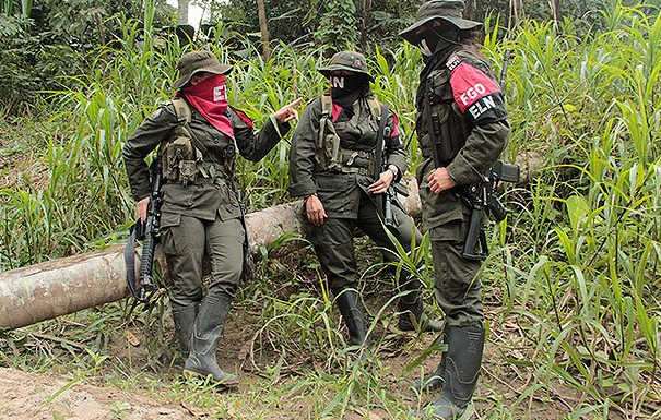 ELN confirma asistencia a Quito para diálogos de paz en Colombia