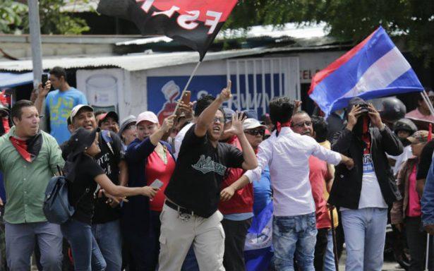 Al menos 4 heridos en marcha contra Orteg en Nicaragua