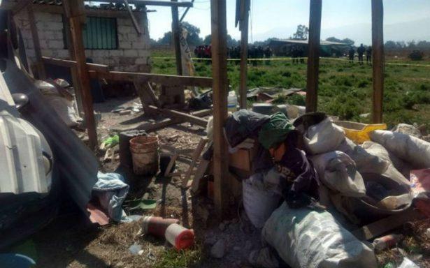 Otra explosión en Tultepec deja un muerto