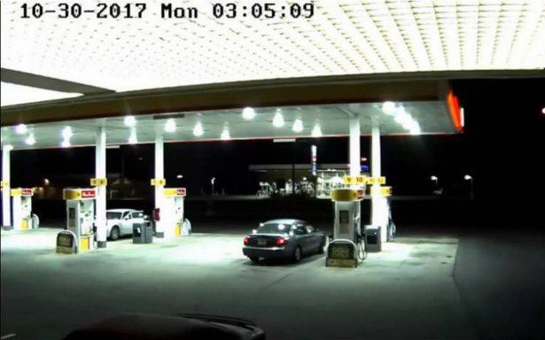 ¡Sorprendente! Mujer logra escapar de la cajuela del auto de su secuestrador