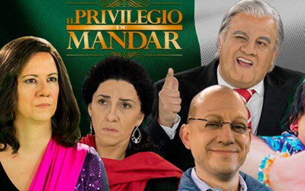 [Video] 'El Privilegio de Mandar' regresa con todo y se lleva el rating