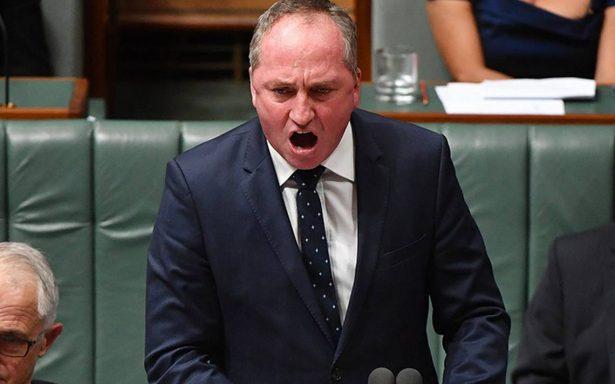 Renuncia viceprimer ministro de Australia tras escándalo sexual