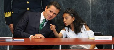 Avanza México en acceso a la tecnología: Peña Nieto