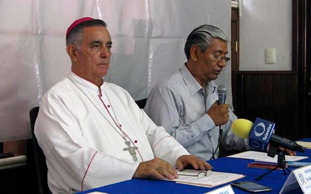 Condena obispo de Chilpancingo asesinato de sacerdotes en Taxco