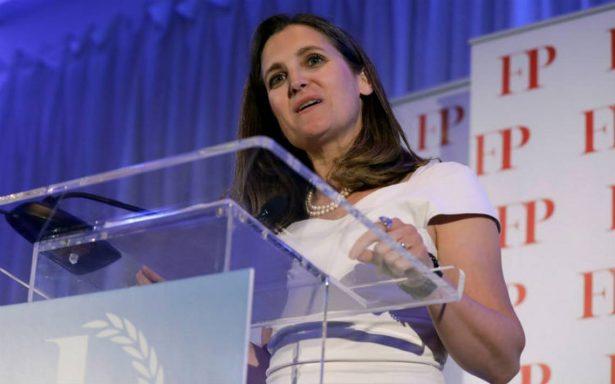Renegociación del TLCAN continuará durante el verano, dice Canadá
