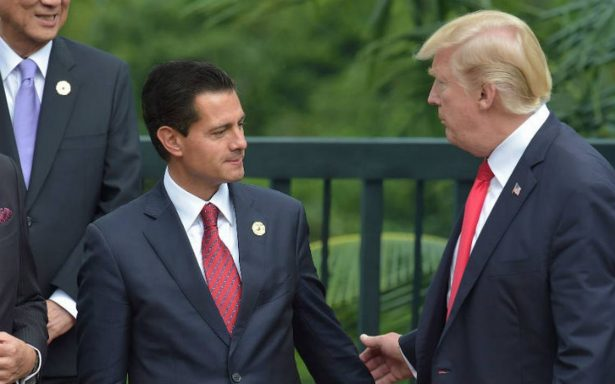 Por desacuerdo con muro, EPN cancela reunión con Trump… otra vez
