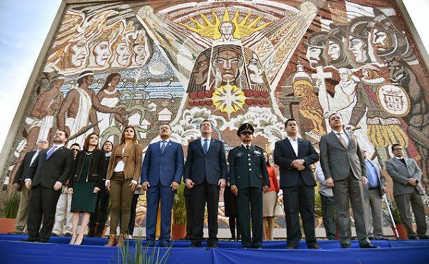 Conmemoran 470 años de la fundación de Irapuato