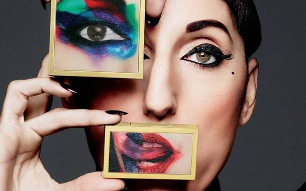 Rossy de Palma lanza su nueva colección de cosméticos