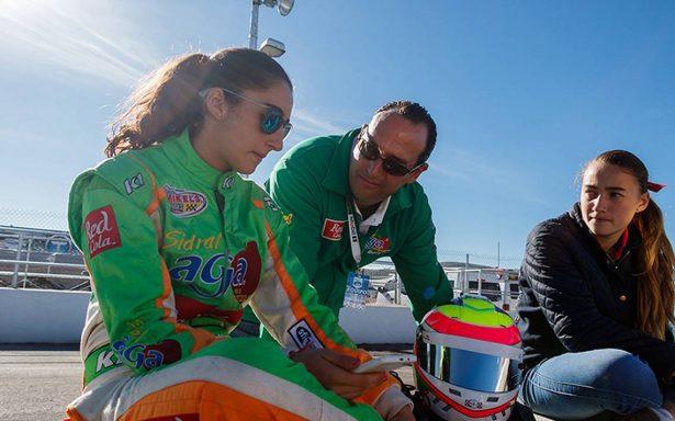 El Sidral Aga Racing Team está listo para cerrar su participación en la temporada de NASCAR