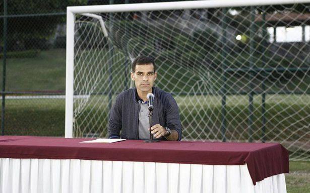 Rafa Márquez deberá estar fuera de la 'lista negra' para ir a Rusia 2018