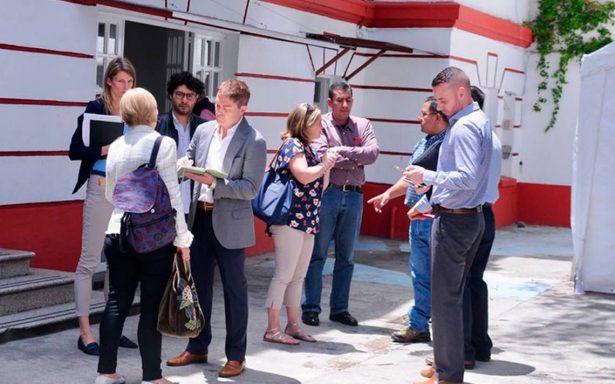 Representantes de Canadá se reúnen con AMLO para planear encuentro con canciller