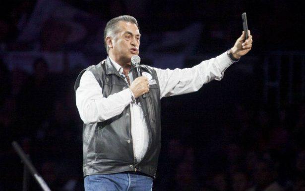 Gobernador interino de Nuevo León rechaza uso de recursos a favor de El Bronco