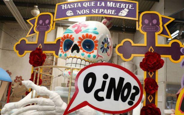 Marionetas cadavéricas desfilarán en la CDMX