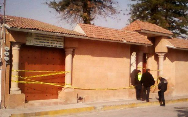 Asesinan a exedil de Hidalgo junto a su hijo