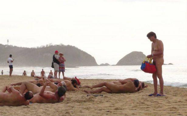 A ritmo de reggae, Festival Nudista de Zipolite arranca en febrero