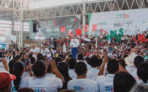 Meade asegura que Ciudad del Carmen será Zona Económica Especial
