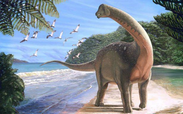 Descubren en Egipto una nueva especie de dinosaurio