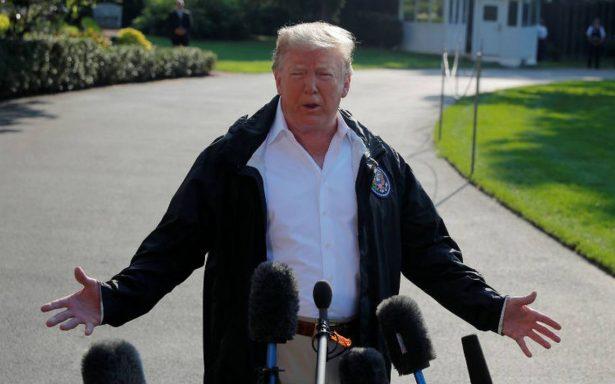 """Trump exige a la OPEP que baje precios del petróleo """"de inmediato"""""""