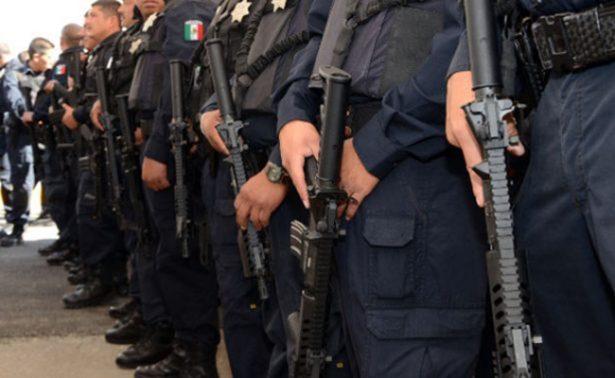 331 mil policías cuidan a 120 millones de mexicanos