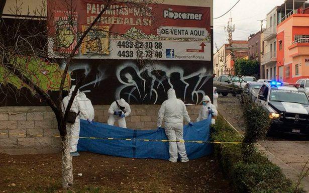 Vecinos encuentran feto humano en el centro de Morelia