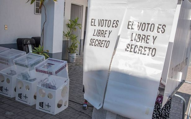 Van 25 mil mexicanos en el extranjero registrados para votar