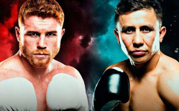 ¿Cuánto ganarán Canelo y GGG por la pelea de esta noche?