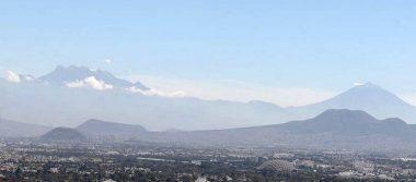 [Fotos] Bajan los niveles de contaminantes en la capital metropolitana